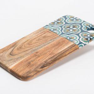 Planche de présentation bois